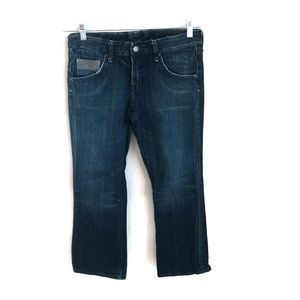 Citizens of Humanity Coin Pocket Book Cut Jeans